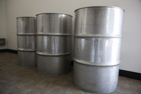 And these babies...they are going to be used for making our SOUR BEERS.